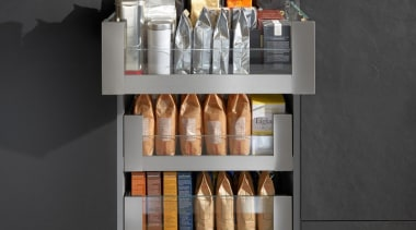 SPACE TOWER with LEGRABOX - furniture | product furniture, product, product design, shelf, shelving, black