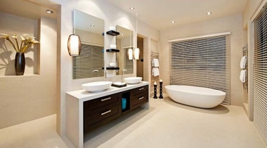 Our designs can take form even in small bathroom, home, interior design, property, real estate, room, gray
