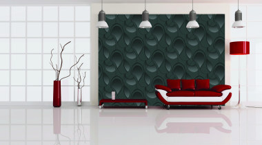 Frequency Range - Frequency Range - interior design interior design, product design, red, wall, white