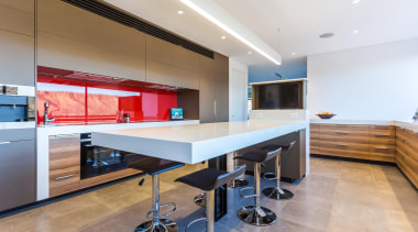 Winner Kitchen of the Year 2013 Northern Territory architecture, countertop, interior design, kitchen, real estate, gray