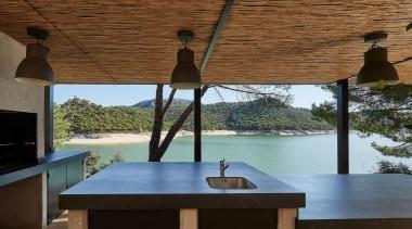 Dekton - architecture | daylighting | furniture | architecture, daylighting, furniture, home, house, interior design, table, wood, brown, black