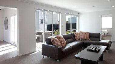 For more information, please visit www.gjgardner.co.nz floor, flooring, home, interior design, living room, real estate, room, window, gray, white