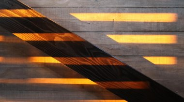 Westmere House - Westmere House - angle | angle, floor, light, line, shadow, wood, wood stain, yellow, black, gray