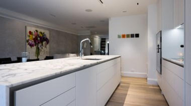 IMGL6952-12 - George Street, Apartment living - architecture architecture, cabinetry, countertop, cuisine classique, home, interior design, kitchen, real estate, room, gray