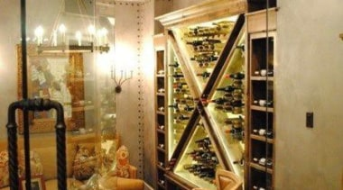 Modern Wine Cellar Ideas - Modern Wine Cellar ceiling, furniture, interior design, brown