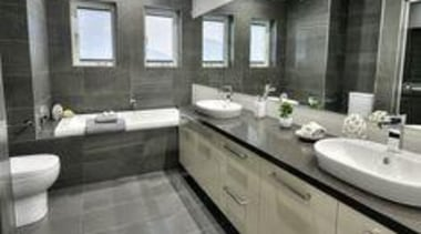 Ichijo Homes Emperadoro - Emperadoro™ - bathroom | bathroom, countertop, interior design, property, room, sink, gray, black