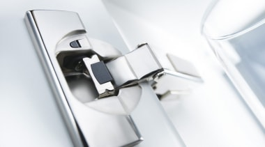 CLIP top BLUMOTION - Hinge System - hardware hardware, hardware accessory, plumbing fixture, product, product design, tap, white