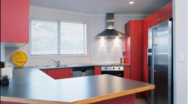 For more information, please visit www.gjgardner.co.nz cabinetry, countertop, interior design, kitchen, real estate, room, gray
