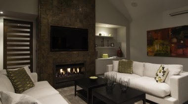 051frame house 11 - Frame_house_11 - fireplace | fireplace, hearth, home, interior design, living room, property, room, wall, black
