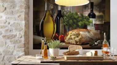 Pane e Olio Interieur - Italian Color Range countertop, interior design, table, gray, black