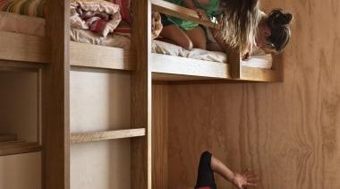 p0001.jpg - bed | bunk bed | furniture bed, bunk bed, furniture, product, room, shelf, shelving, wardrobe, brown