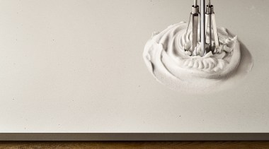 A delicate and clean modern industrial appearance of product design, white