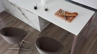 Teca Intensa floor tiles 200x1200mm format. - Eco ceramic, coffee table, countertop, floor, flooring, furniture, hardwood, interior design, laminate flooring, product design, sink, table, tap, tile, wood, wood flooring, gray
