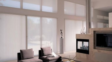 luxaflex duette shades - luxaflex duette shades - ceiling, curtain, floor, interior design, interior designer, living room, room, shade, window, window blind, window covering, window treatment, gray