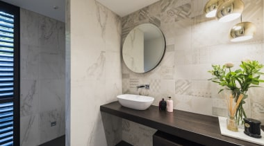 See more from Eternodesign bathroom, home, interior design, property, room, tile, wall, gray