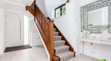 Concreate CF103 Beatrice 5103 - Concreate_CF103_Beatrice_5103 - estate estate, floor, flooring, handrail, home, house, interior design, product, property, real estate, stairs, wood, white