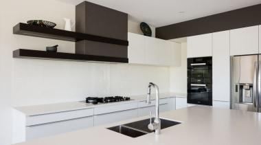 IMGL9864-12 - Dairy Flat Kitchen - countertop   countertop, furniture, interior design, kitchen, product design, gray