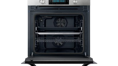Cookware-Oven NV70F7796MS/SAGet your culinary creations to the table gas stove, home appliance, kitchen appliance, kitchen stove, oven, product, toaster oven, white, black