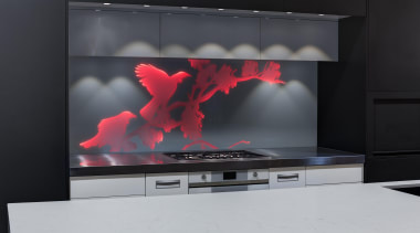 anglered.jpg display device, flat panel display, interior design, lcd tv, product design, screen, technology, black, gray