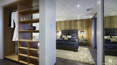 Master Ensuite Design. - The Allure Display Home furniture, interior design, gray
