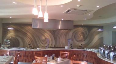 Dcocrete 43 - Dcocrete_43 - café | ceiling café, ceiling, function hall, interior design, lighting, restaurant, gray