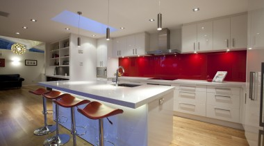 led lighting - Blakey kitchen - cabinetry | cabinetry, countertop, interior design, kitchen, real estate, room, gray