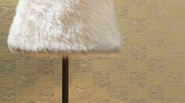 Modern Style Range - fur | lamp | fur, lamp, lampshade, lighting accessory, brown, orange