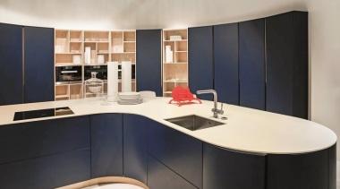 handleless design 4.jpg - handleless_design_4.jpg - cabinetry | cabinetry, countertop, furniture, interior design, kitchen, table, gray, black