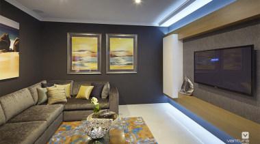 Home theatre design. - the_meridian_21.jpg - ceiling   ceiling, home, interior design, living room, real estate, room, gray, black