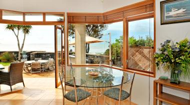 Dining - door | estate | home | door, estate, home, interior design, property, real estate, window, gray