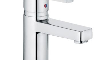 Zenta Chrome Basin Mixer - Zenta Chrome Basin bathtub accessory, hardware, plumbing fixture, product, product design, tap, white