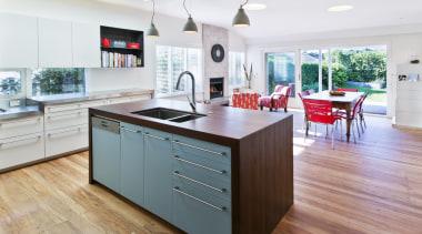 Seatoun Kitchen - Seatoun Kitchen - cabinetry | cabinetry, countertop, cuisine classique, floor, flooring, hardwood, interior design, kitchen, laminate flooring, real estate, wood, wood flooring, white, gray