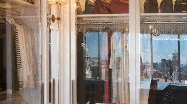 WALK IN CLOSET - Closet - walk in ceiling, floor, home, interior design, real estate, window, gray, orange