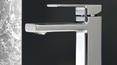 ra770chr radii basin mixer - Our Product - plumbing fixture, product design, tap, black, white