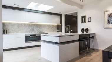 Entrant: Davinia Sutton #2 – 2015 NKBA Design cabinetry, countertop, cuisine classique, floor, flooring, interior design, kitchen, real estate, room, gray, white