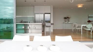 Lucerne Road - Lucerne Road - floor | floor, furniture, home, interior design, kitchen, product design, table, gray, white