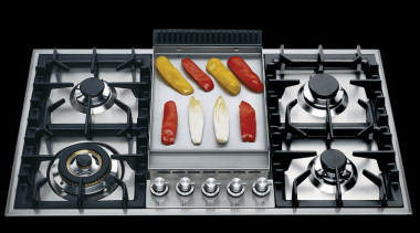 ILVE gas cooktops are all equipped with the gas stove, product, black