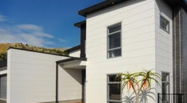 cladding - Linea Oblique Weatherboard - building | building, elevation, facade, home, house, property, real estate, residential area, siding, window, white