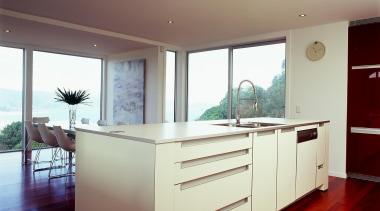 Korokoro Kitchen - Korokoro Kitchen - architecture | architecture, cabinetry, ceiling, countertop, floor, flooring, hardwood, interior design, kitchen, real estate, room, wood flooring, white