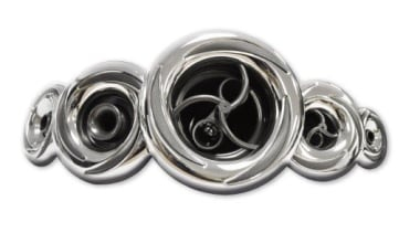 Bearingless jets body jewelry, hardware, metal, product, silver, wheel, white