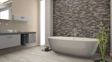 Gioia Greige 150x610 bathroom, floor, flooring, interior design, plumbing fixture, tap, tile, wall, gray