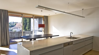 New Zealand Apartment Kitchen Designer of the Year architecture, countertop, interior design, kitchen, property, real estate, gray