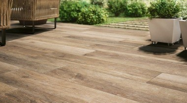 Cadore by Cotto D'Este - Cadore by Cotto deck, floor, flooring, hardwood, laminate flooring, outdoor structure, wood, brown