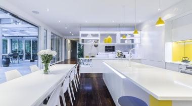 Runner-up– Auckland Regional KItchen Award - Celia Visser architecture, ceiling, countertop, house, interior design, kitchen, product design, real estate, white