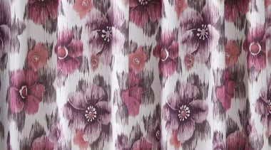 Introducing unique water colour prints in an array design, magenta, pattern, petal, pink, purple, textile, gray
