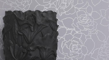 Brocante II Range - Brocante II Range - black and white, product design, wallpaper, gray, black