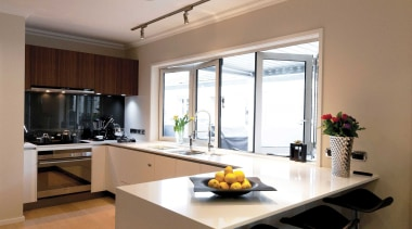 See the range here https://www.fairviewwindows.co.nz/windows/ countertop, cuisine classique, interior design, kitchen, property, real estate, room, window, brown, white