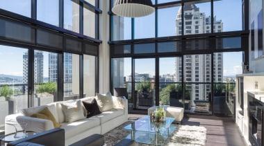 Citylife Apartment - Citylife Apartment - apartment | apartment, ceiling, condominium, daylighting, interior design, living room, penthouse apartment, real estate, window, gray, black
