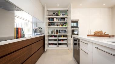 Winner Kitchen Design of the Year 2103 Victoria cabinetry, countertop, cuisine classique, interior design, kitchen, real estate, gray