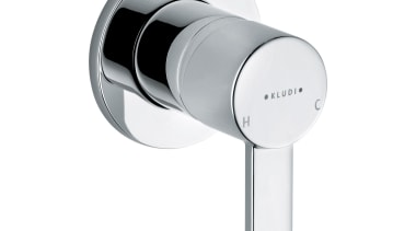 Zenta Chrome Shower Mixer - Zenta Chrome Shower hardware, product, product design, tap, white